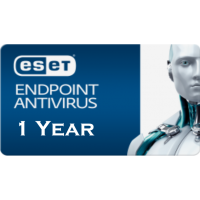 ESET Endpoint Antivirus Business Edition 5 PCs upwards - 1 Year