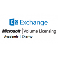Microsoft Exchange 2016 Standard User CAL - EDU/Charity Volume License