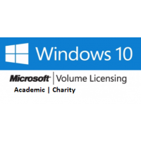 Microsoft Windows 10 Professional Upgrade - EDU/Charity Volume License